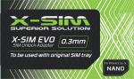 X-SIM EVO ULTRA Unlock Adapter for 4S,5G,5C,5S,6,6+